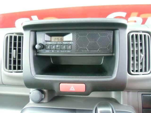 スズキ エブリイ PA 4WD ラジオ