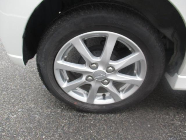 後のタイヤの画像です。