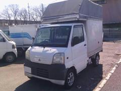 ミニキャブトラック 移動販売車 オートマ(三菱)