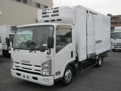 エルフトラック2tワイドロング 低温冷凍車
