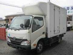 ダイナトラック2t標準 低温冷凍車