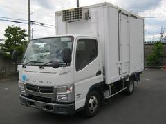 キャンター標準1.9t 低温冷凍車