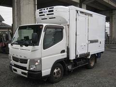 キャンター4WD 2t標準 低温冷凍車