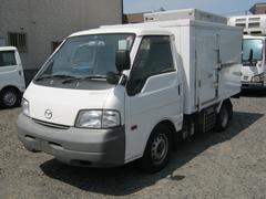ボンゴトラックディーゼルターボ 低温冷凍車