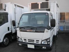 エルフトラック2t標準 低温冷凍車