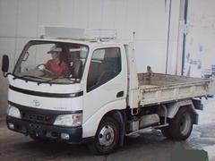 ダイナトラックダンプ ガソリン車