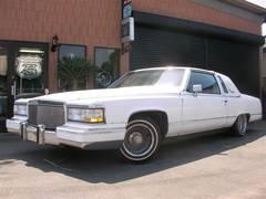 キャデラック フリートウッドブロアム 8ナンバー ベース車