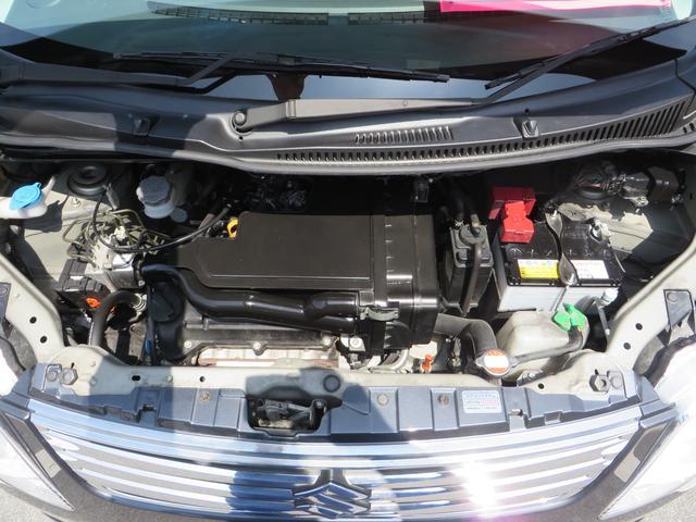 安心・修復歴なしのエンジンルームです。