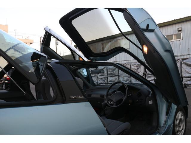 トヨタ セラ ベースグレード