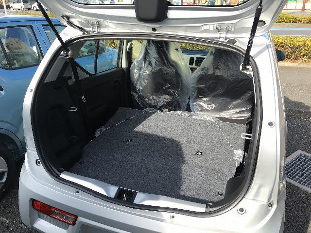 スズキ アルト L 届出済未使用車 エネチャージ 運転席シートヒーター