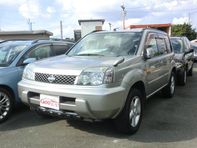 日産 エクストレイル 4WD (車検整備付)