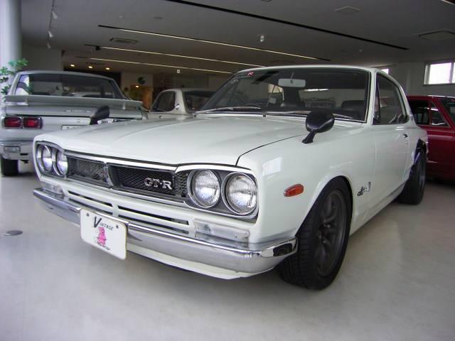 SKYLINE GT-R 1971 - Mie, Japan