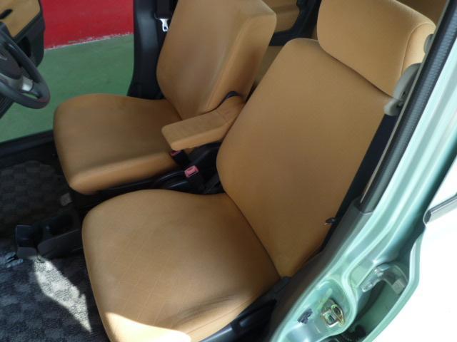 ★シートのスレ、穴も開いてなくてとてもキレイです!