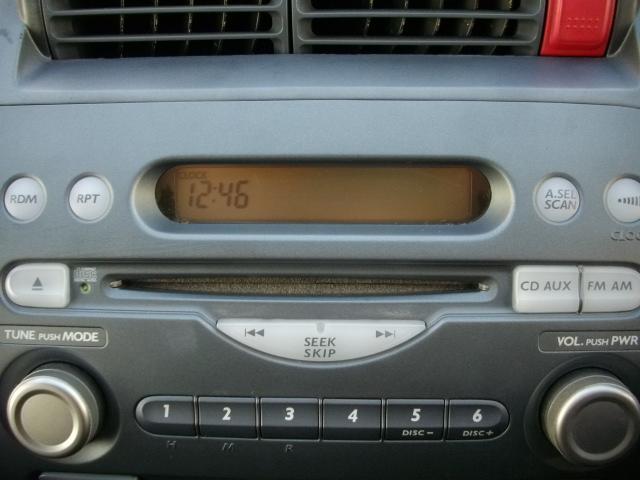 純正CDオーディオです。各種ナビゲーションもお値打ちに販売、取付けしております。お気軽にご相談ください!!お問合せ無料ダイヤル0066−9708−295502☆お電話心からお待ちしております。