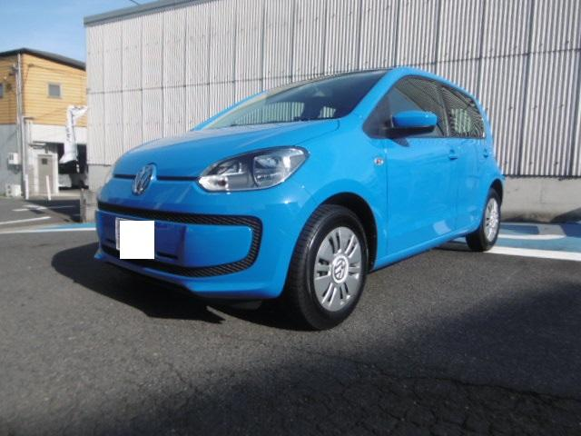 Volkswagen Up Move 2017 Light Blue 18 215 Km Details Anese Used Cars Goo Net Exchange