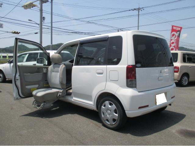 希少な福祉車輌入庫しました!!支払総額35万円・キーレス・3ヵ月保証