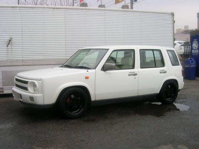 日産 タイプI 社外アルミ 4WD 1年保証