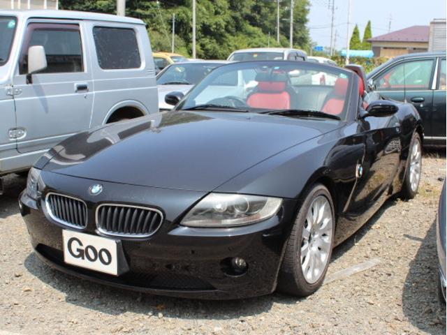 BMW Z4 レザーシート (検2...