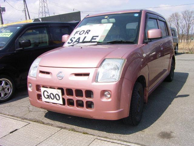 日産 ピノ 4WD オートマ (なし)