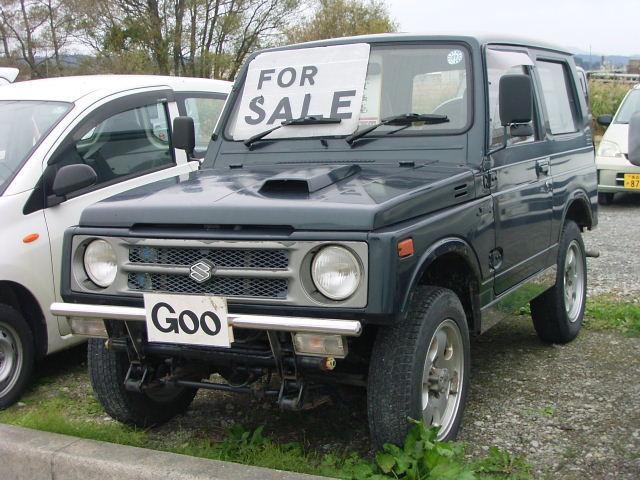 スズキ ジムニー ワイルドウインド 4WD オートマ 現状販売 (なし)