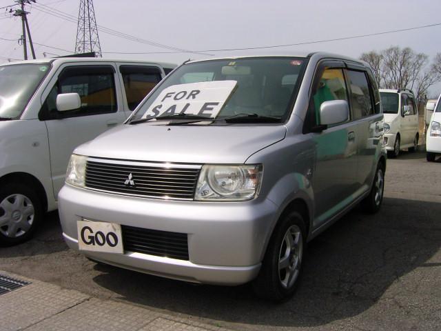 三菱 eKワゴン 4WD コラムオートマ (なし)