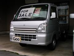 キャリイトラックKCスペシャル マニュアル 届出済未使用車 限定車