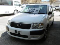 サクシードバン冷蔵冷凍車 4WD