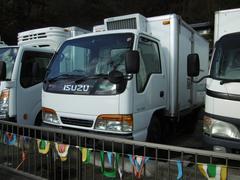 エルフトラック冷蔵冷凍車 4WD