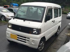 ミニキャブバンCD 社外アルミ 5速マニュアル車