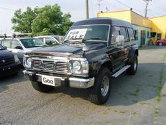 サファリ4WD ディーゼル 1ナンバー