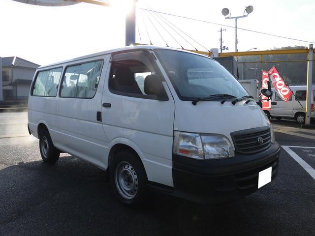 トヨタ デラックス ロング 3.0 ディーゼル ターボ 10人