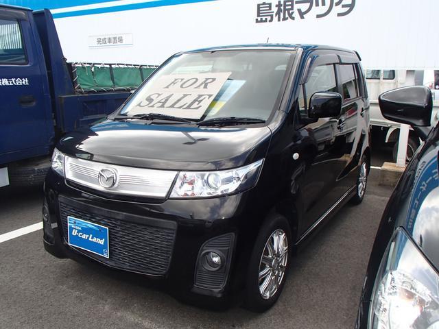 マツダ AZワゴンカスタムスタイル XS ナビ (車検整備付)