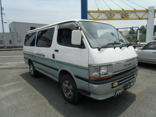 トヨタ ロングスーパーGL パートタイム 4WD AT