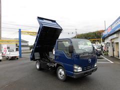 タイタントラックダンプ 2t 4WD フルフラットロー