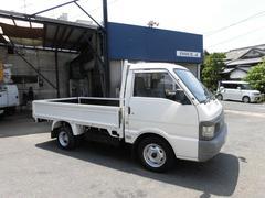 バネットトラック平ボディ 850kg ディーゼル オートマ