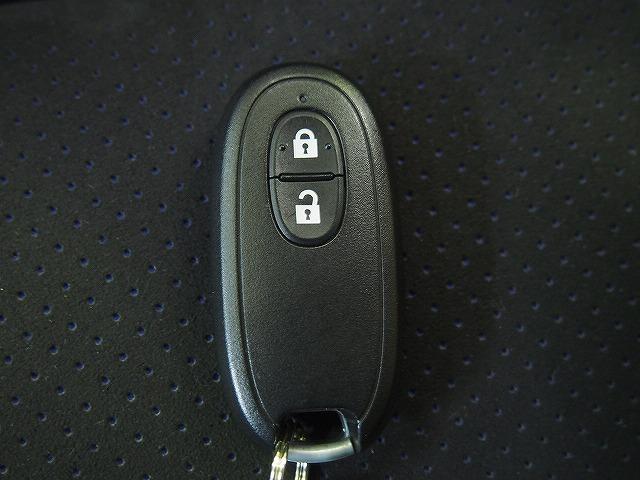 スマートキーで、開錠からエンジン始動までスムーズ♪鞄にキーを入れたままでもOK!