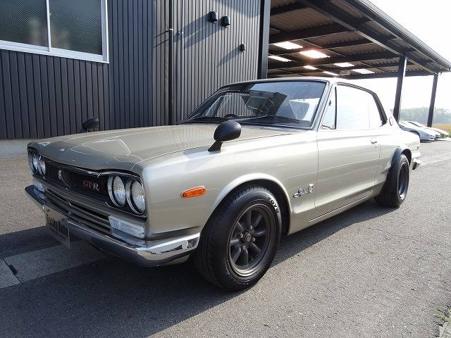 Hakosuka Skylines For Sale