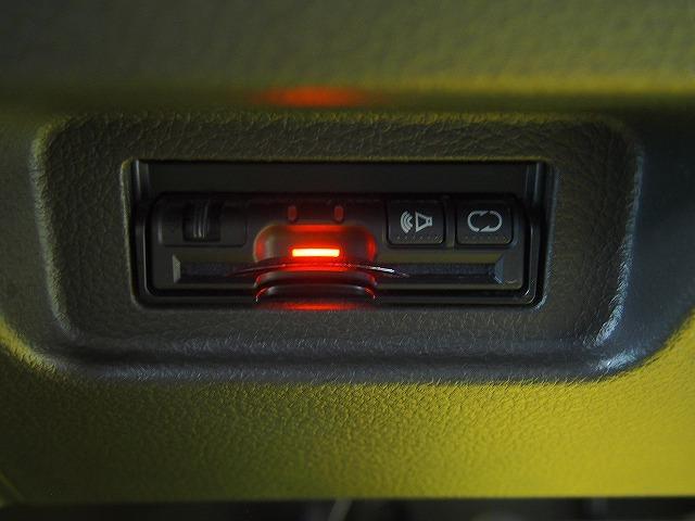 ETC装備!高速道路の料金所で待つことももうありません。ETCカードをご用意いただくだけでラクラクスイスイ高速ライフ。