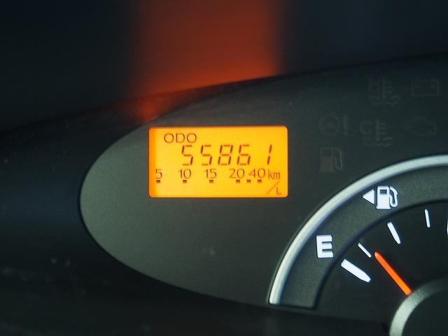 走行距離5万キロ台!