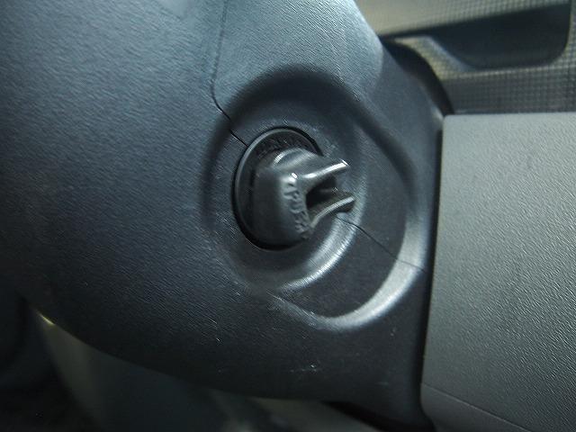スマートキー装備!毎回鍵を出さなくても大丈夫です!
