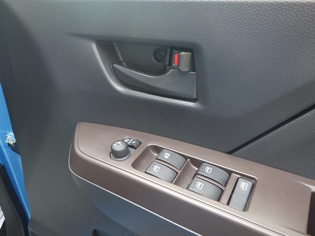 X 登録済未使用車 電動スライドドア スマートキー(11枚目)