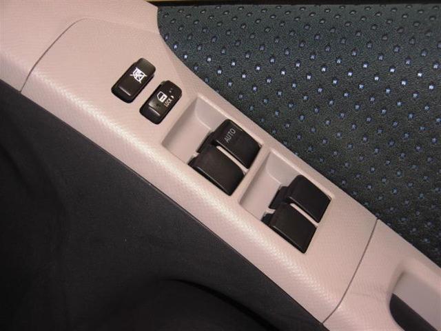 運転席側のパワーウインドウは、オート機能付です。