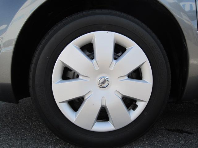 タイヤの側面にひび割れや傷がないので安心してお乗り頂けます☆