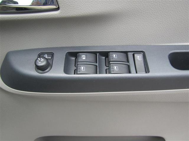 パワーウィンドースイッチ&電動格納式ミラースイッチです。スイッチひとつでミラーの折りたたみができます。
