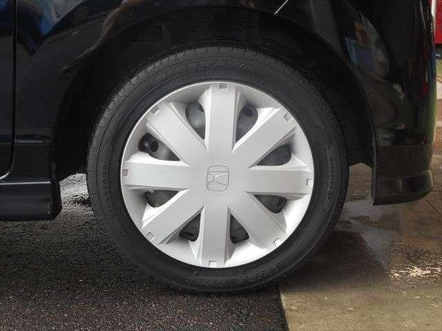 タイヤの溝も沢山残っておりますの安心してお乗り頂けます♪