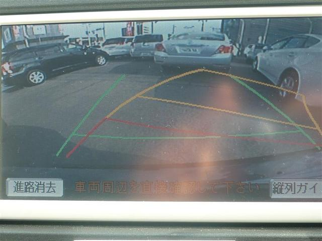 駐車が苦手な方もバックモニターがあれば安心ですね