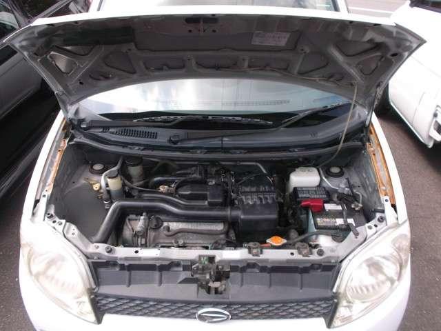660ccのNAエンジンです。レギュラーガソリンを使用してください。