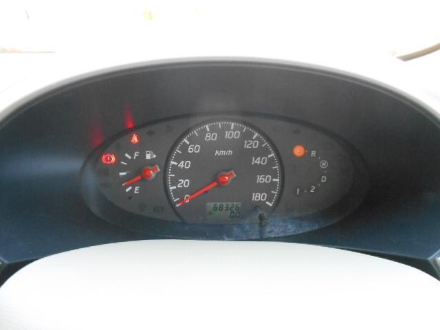 メーターパネルには、走行時の情報を見やすく配置☆