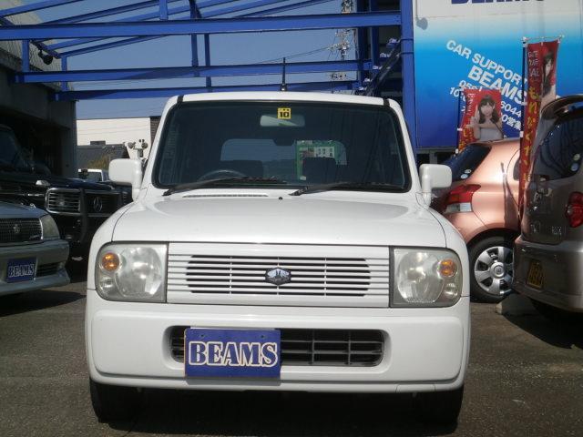 初めまして!愛知県額田郡のBEAMSです!ワゴン車を中心に良質な車を展示しております。走行不明、事故車は販売しておりませんお気軽に、ご来店下さい!問合せ→ 0066−9700−593302
