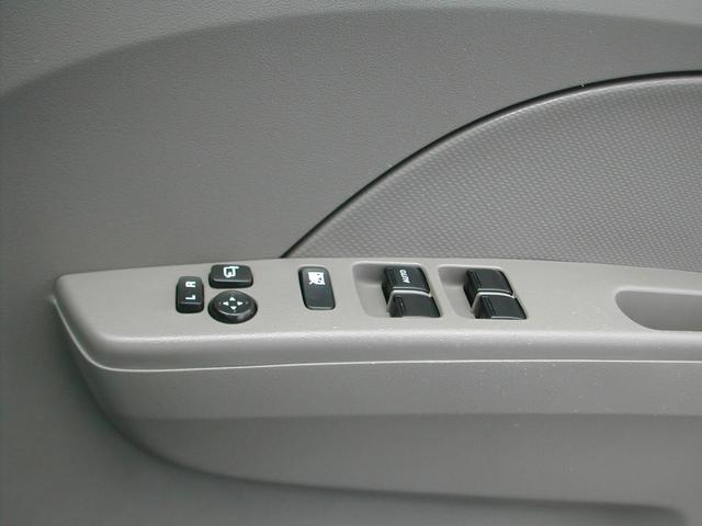 電動格納式リモコンドアミラー&パワーウインドウ